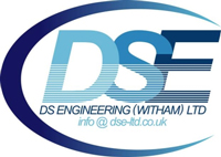 DS Engineering Logo