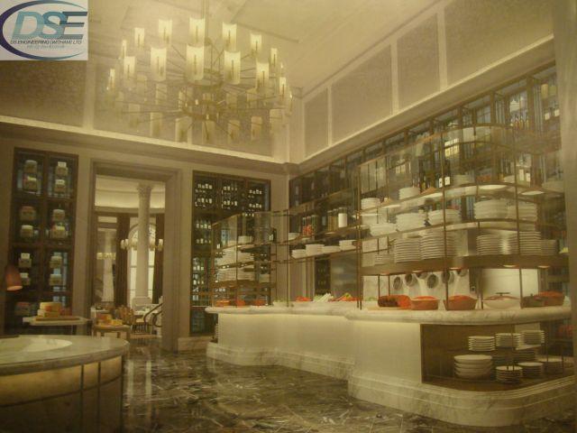Hotel Chandelier 4