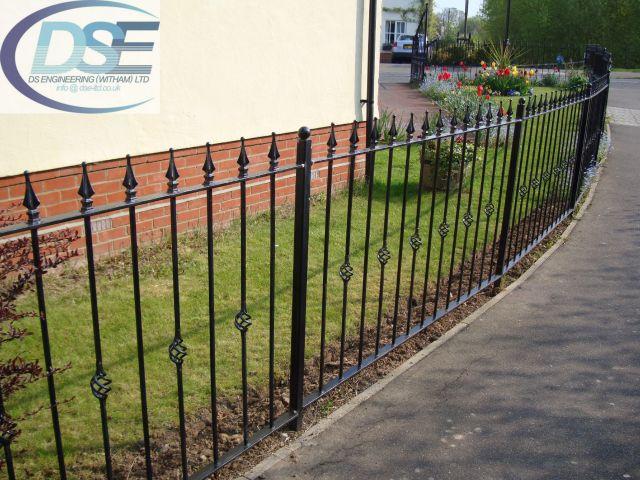 Iron Railing Gates 2