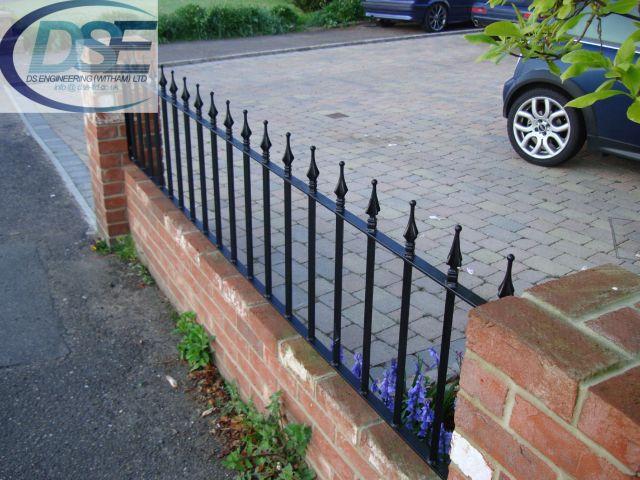 Iron Railing Gates 3