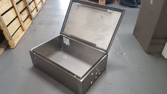 Stainless Steel Enclosure 2