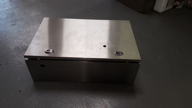 Stainless Steel Enclosure 3