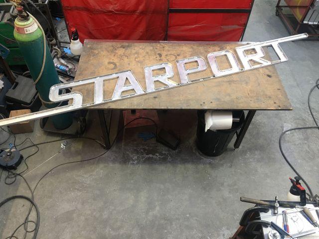 Starport Sign 2